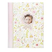 C.R. Gibson Baby Girl Memory Keepsake Book First 5 yrs Sweet As Can Be