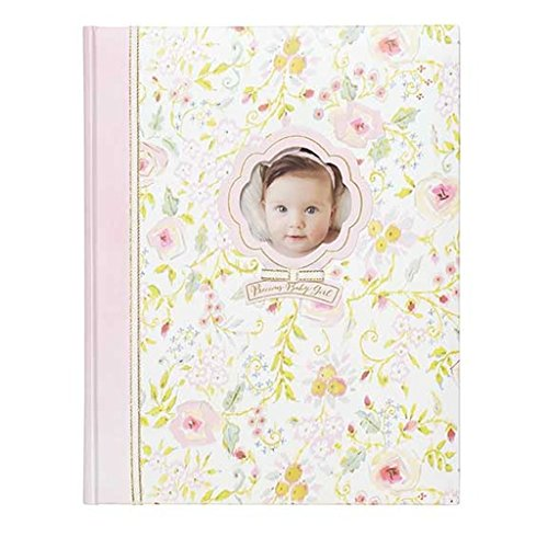 C.R. Gibson Baby Girl Memory Keepsake Book First 5 yrs Sweet As Can (Cr Gibson Album)