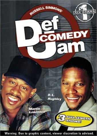Def Comedy Jam, Vol. 1 (Martin Lawrence Comedy Dvd)