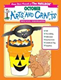 October Monthly Arts and Crafts, , 156234336X
