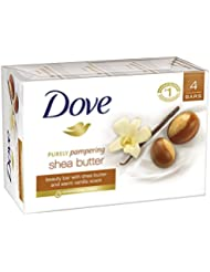 Dove Purely Pampering Beauty Bar, Shea Butter 4 oz,...