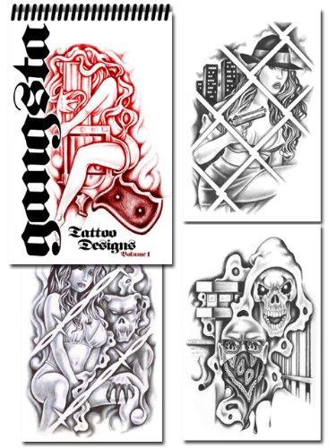 Gangsta Tattoo Designs Volume
