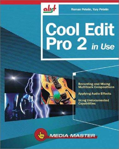 cool edit pro - 1