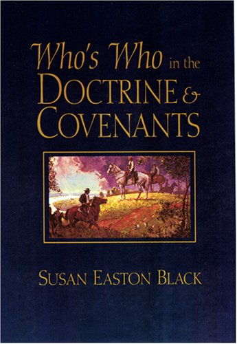 Download Who's Who in the Doctrine & Covenants pdf epub