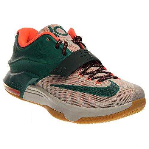 Nike KD 7 'Bad Apples' - 653996-063 - Grey/Green W4He9