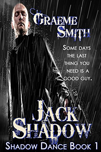 Book: Jack Shadow by Graeme Smith