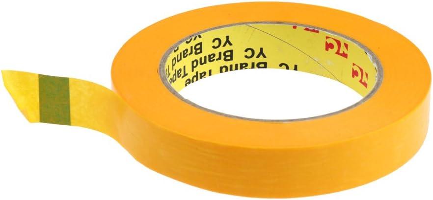 Sharplace Bande Ruban Masquage Haute Temp/érature Isolation R/ésistant Chaleur Circuit Isolant Conseils 6mm