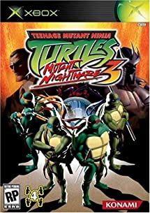 Amazon.com: Teenage Mutant Ninja Turtles 3: Mutant Nightmare ...