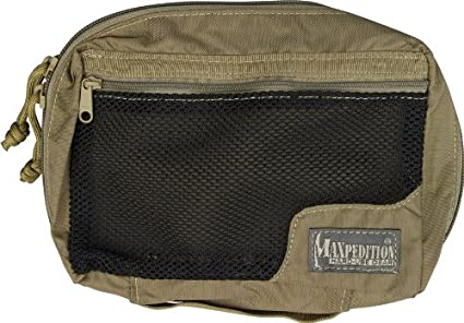 Maxpedition Gear Individual First Aid Pouch, Khaki by: Amazon.es ...