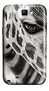 Animals 066 PC Case Cover for Samsung Galaxy Note II N7100