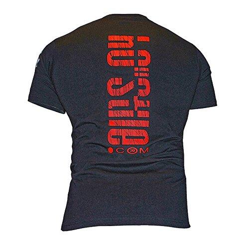 Pitt Bull Skull T-shirt