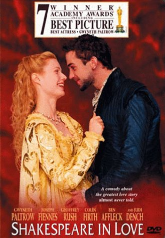 Shakespeare in Love [Reino Unido] [DVD]: Amazon.es: Cine y ...