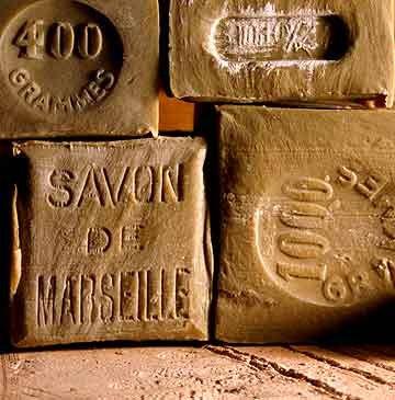 Savon de Marseille Olive-300g