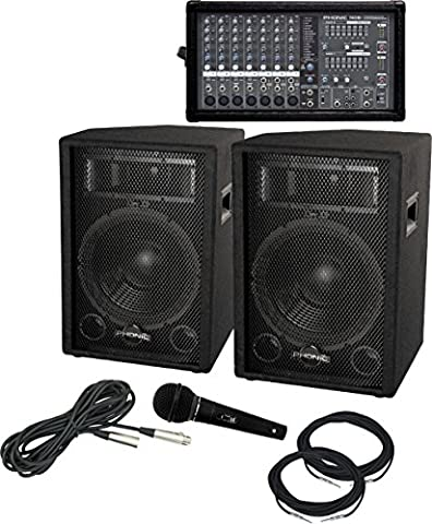 Phonic Powerpod 740 Plus / S712 PA Package - Pa System Package