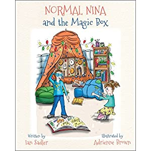 Normal Nina and the Magic Box: US Version