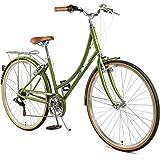 Retrospec by Westridge Beaumont Seven Speed Lady's Urban City Commuter Bike