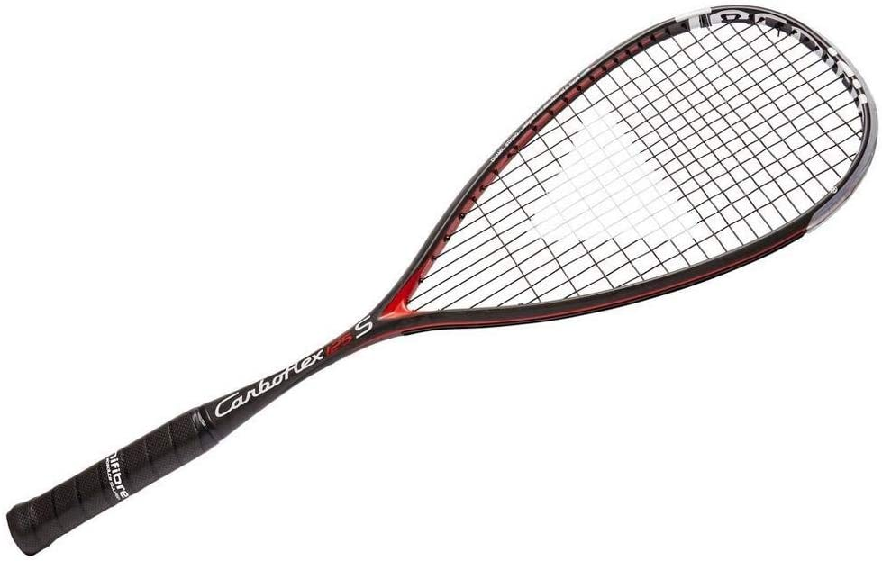Tecnifibre Carboflex S Squash Racquet Series 125, 130, 135g Weights Available