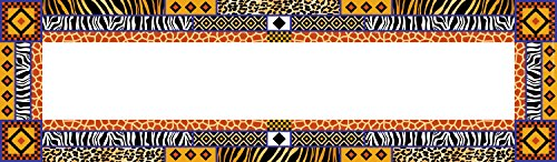 (Barker Creek - Office Products Africa Desk Tag)