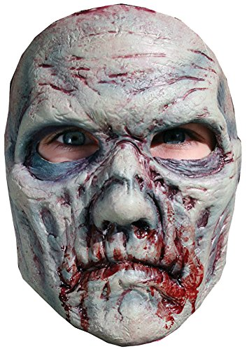 Clown Costume Spaulding Captain (Bruce Spaulding Fuller Rotted Zombie 8 Horror Latex Adult Halloween Costume)