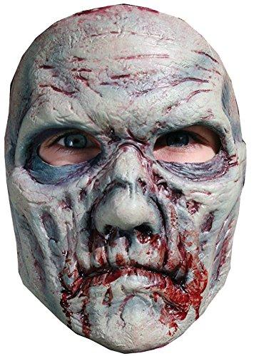 Captain Clown Costume Spaulding (Bruce Spaulding Fuller Rotted Zombie 8 Horror Latex Adult Halloween Costume)