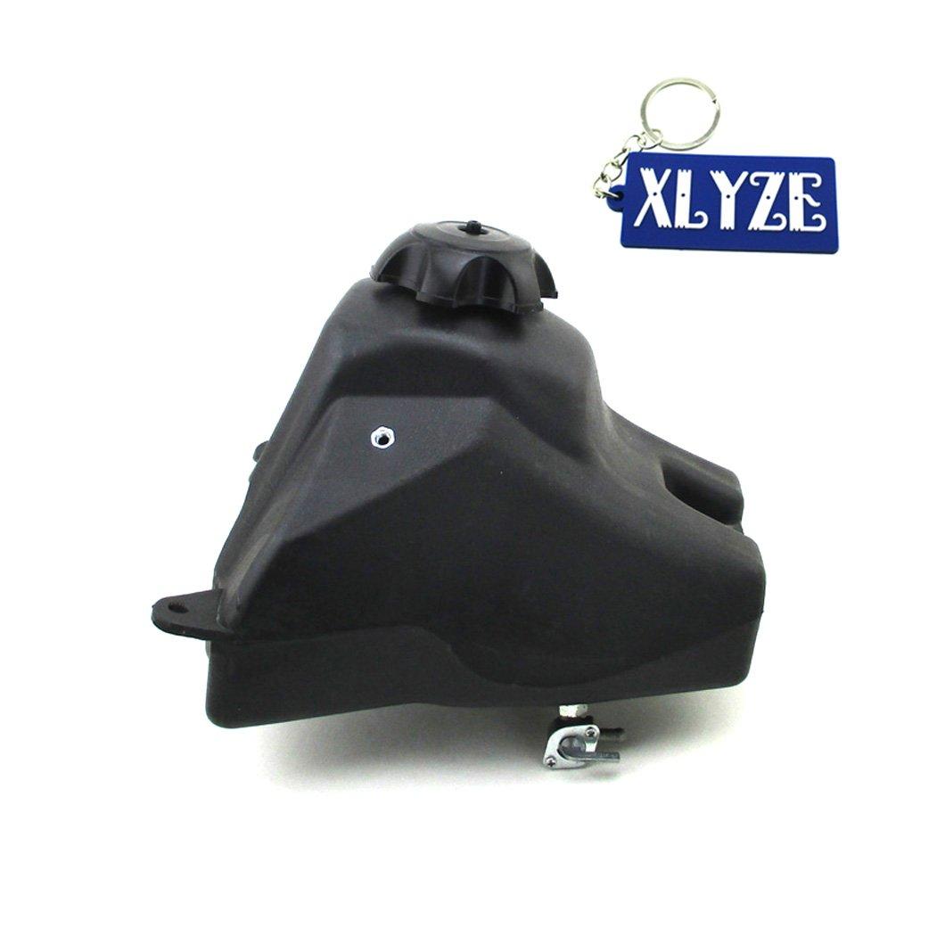 XLYZE tanque de combustible de gas plá stico para Honda XR50 CRF50 suciedad Pit Bike 50cc 90cc 110cc 125cc 150cc 160cc
