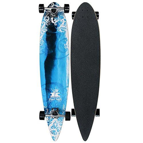 - Krown Tidal Wave Pin Complete Longboard Skateboard