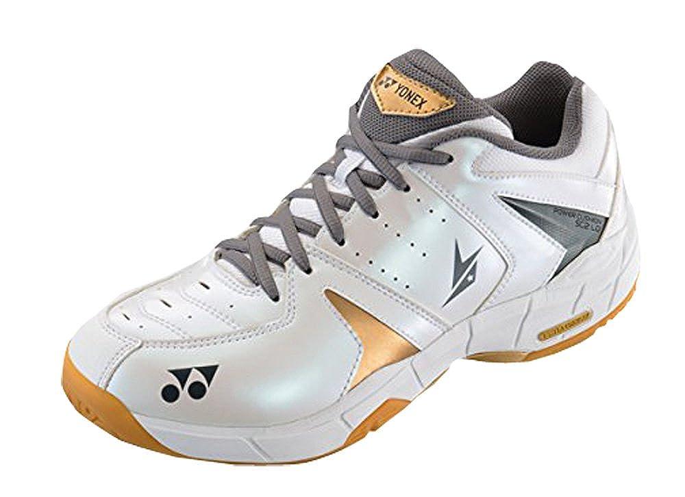 Yonex SHB SC2 Lin Dan Men's Indoor Shoe White B072M1ZBVM 11 D(M) US