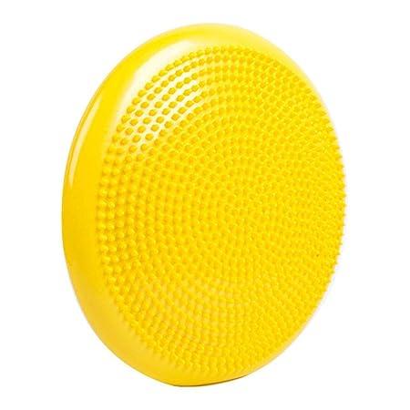 Sunlera - Colchoneta equilibrada para Yoga (PVC, Doble cojín de ...