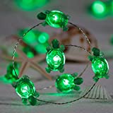 Decorative String Lights, Impress Life Land Turtle Copper Wire 10 ft 40 LEDs with Remote for Indoor, Covered Outdoor, Summer Holiday, Tent Wedding, Birthday, DIY Bedroom Home Parties Decorations