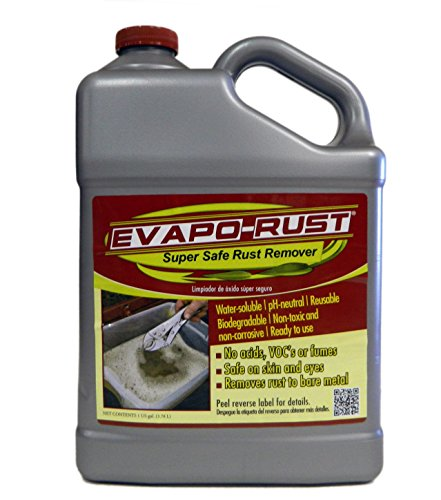 Evapo-Rust ER012 The Original Super Safe Rust Remover - 1 Gallon (Bucket Rust)