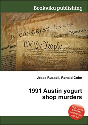 1991 Austin yogurt shop murders: Amazon co uk: Ronald Cohn