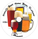 Beer Brewing Mastery Series 1400 Recipes 60 Books 4 cds on 1 DVD Learn at Home