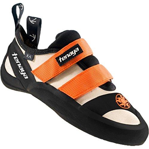 Tenaya Ra Kletterschuhe Boulderschuhe Neu orange-weiß-schwarz