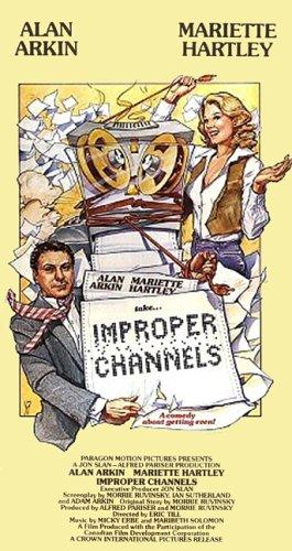 Improper Channels [VHS]