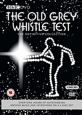The Old Grey Whistle Test The Definitive Collection Dvd