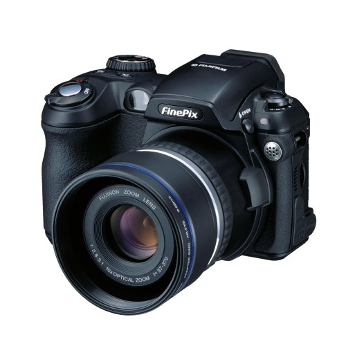 (Fujifilm Finepix S5100 4MP Digital Camera with 10x Optical Zoom )