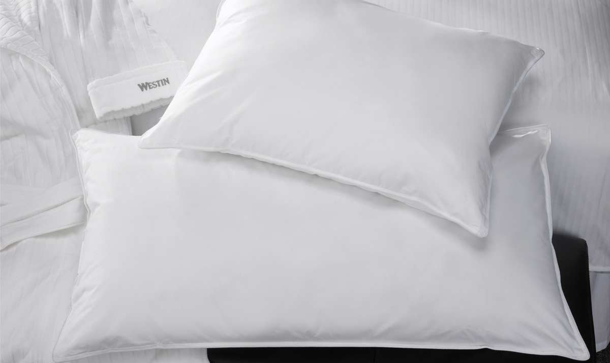 en store bed pillows and collection sheets tea white bedding heavenly pillow westin bath hotel