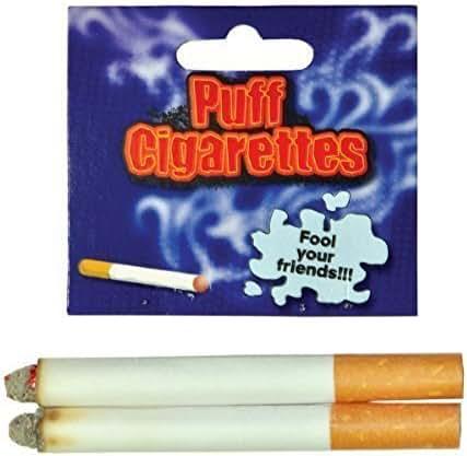 RINCO Fake Puff Cigarettes 24 Pcs - Fun Gag Joke Prank