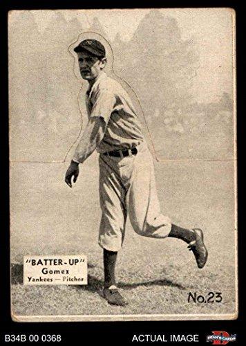 1934 Batter Up # 23 Lefty Gomez (Baseball Card) Dean's Cards 2 - GOOD