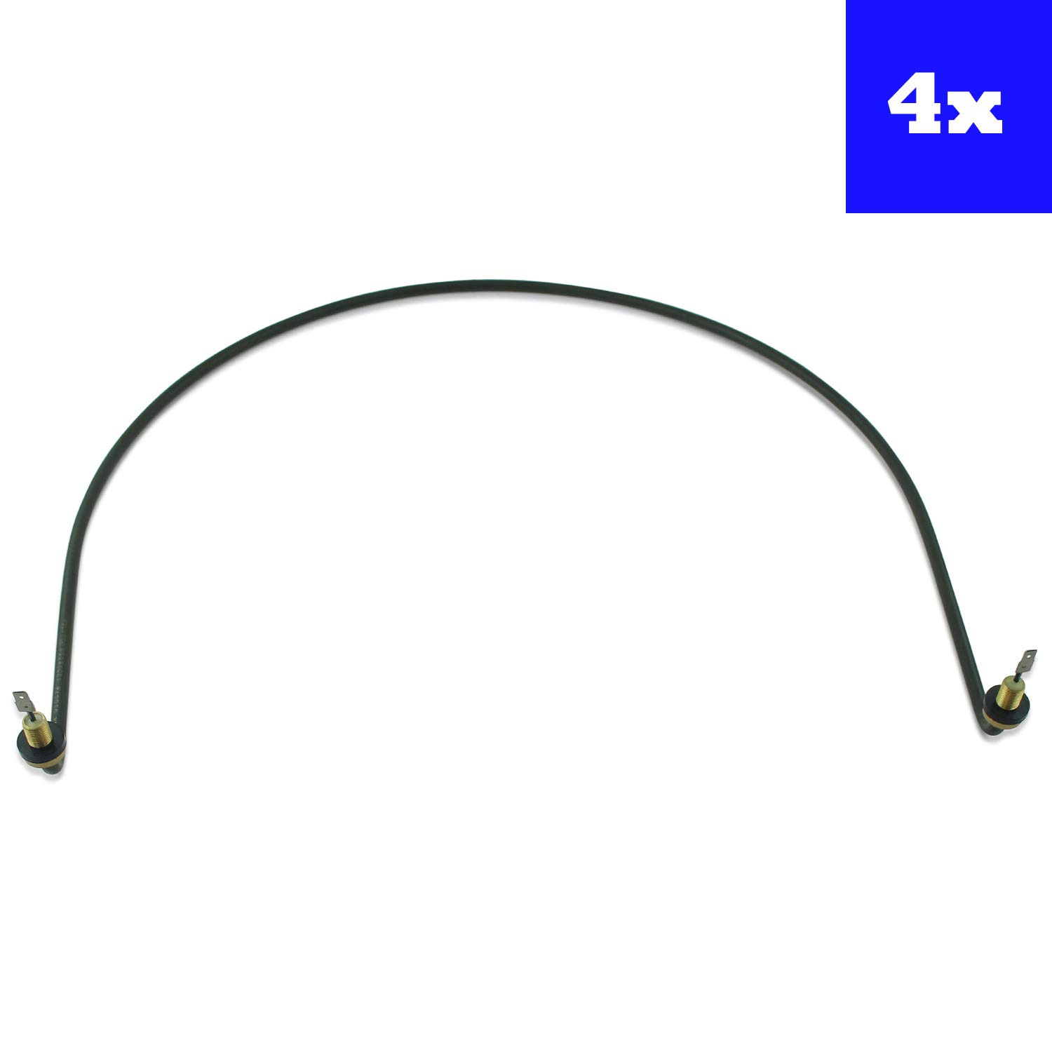 Heating Element For Whirlpool Maytag Dishwasher W10518394 Set of 4