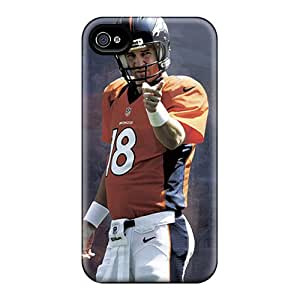 AKOoM2006IRuts Case Cover Protector For Iphone 4/4s Denver Broncos Case