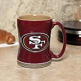 San Francisco 49ers Official NFL 14 fl. oz. Coffee Mug by Boelter Brands