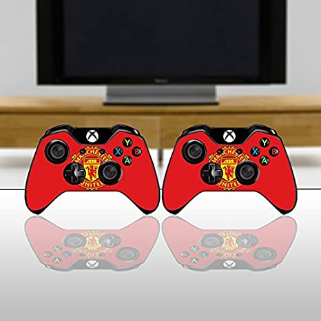 Fantastic Manchester United Xbox One Controller Skin Amazon Co Uk Gmtry Best Dining Table And Chair Ideas Images Gmtryco