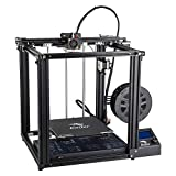 SainSmart x Creality Ender-5 3D Printer with Improved Stable Frame, Resume Printing, Built-in Power Supply, 220 x 220 x 300 mm Build Volume, for Home and School Use