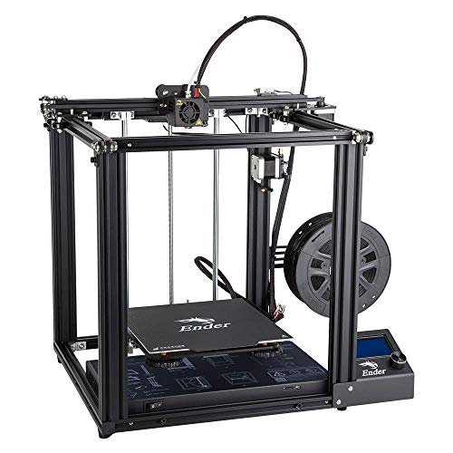 WOL 3D Official Creality Ender 5 3D Printer with Resume Printing Function and Brand Power Supply