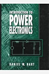 By Daniel W. Hart Introduction to Power Electronics (1st Edition) Paperback