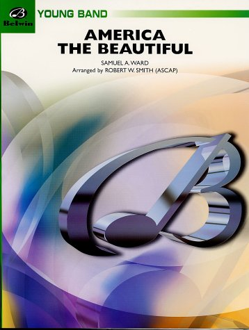 America the Beautiful: Concert Band (Belwin Young ()