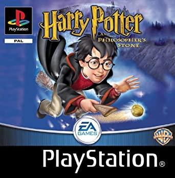Harry Potter and the Philosopher's Stone (PS): Amazon co uk: PC
