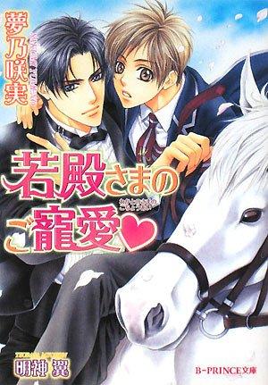 Your favor of Wakatono customers (B-PRINCE Novel) (2008) ISBN: 4048670042 [Japanese Import]