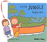 Little Jungle Explorers, Anthony Lewis, 1846430364